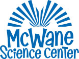 McWane Science Center Print Logo