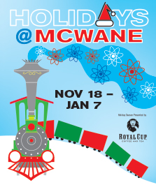 Holidays at McWane