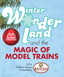 Winter Wonderland and the Magic of Model Trains