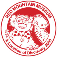 Red Mountain Museum Logo