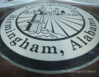 City of Birmingham Seal