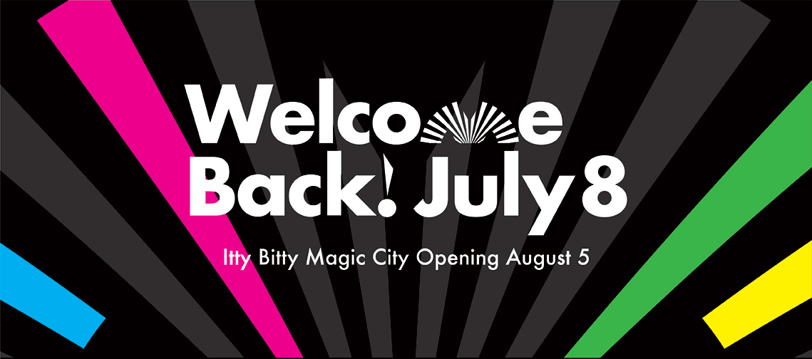 Welcome Back July 8th