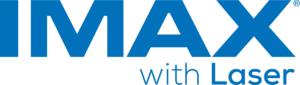 IMAX with Laser Logo